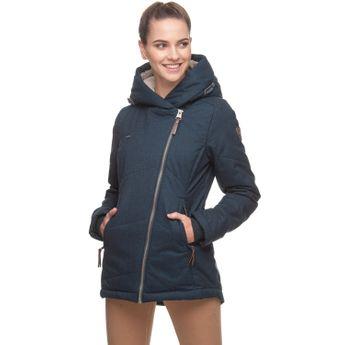 ragwear Damen Winterjacke Gordon A blau online kaufen