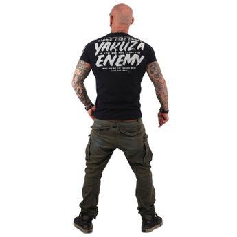 Yakuza Herren T-Shirt Enemy TSB 13027 schwarz online kaufen