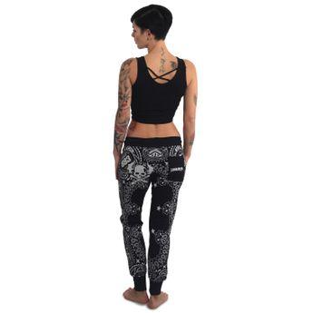 Yakuza Damen Jogginghose Tijuana Skinny  GJOB 13149 schwarz online kaufen