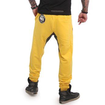 Yakuza Herren Jogginghose Hazard Jogger JOB 13048 dandelion gelb online kaufen