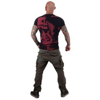 Yakuza Herren T-Shirt Xray TSB 13045 schwarz online kaufen