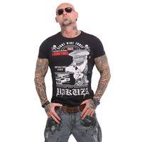 Yakuza Herren T-Shirt Own Head TSB 14046 schwarz 001