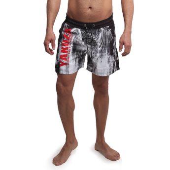 Yakuza Herren Badehose Rise Up Swim-Shorts BSB 14076 schwarz