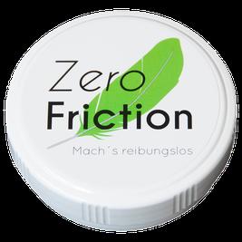 Zero Friction - Reibungslos, sanft, samtig, zart 30g – Bild 1