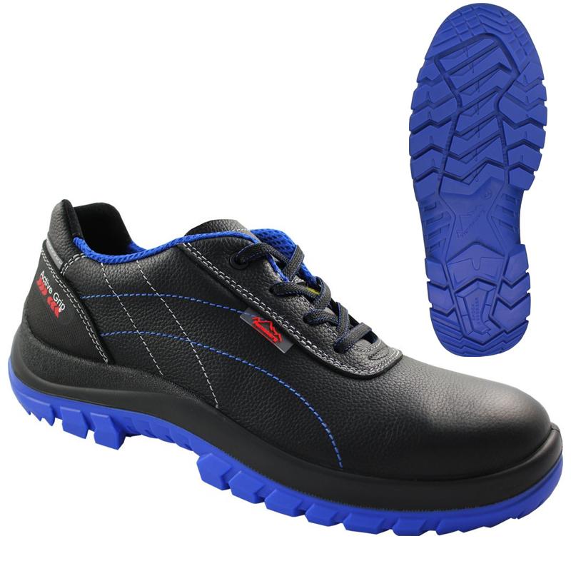 size 40 81968 1fe78 TROPEA Blue ESD Sicherheitsschuhe schwarz/blau -REMISBERG- S3 ESD Schuhe  Arbeitsschutzschuhe