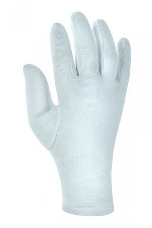 Baumwolltrikot-Handschuhe ohne Schichtel mittelschwer - teXXor - 1560 – Bild 1