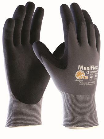 MaxiFlex Ultimate 34-874 - dünner, hautfreundlicher Arbeitshandschuh und Montagehandschuh