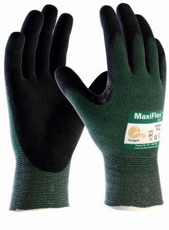 MaxiFlex Cut 34-8743 Schnittschutzhandschuhe mit Schnittschutzklasse 3 Montagehandschuhe