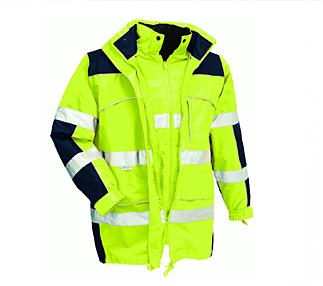 Warnschutz- und Arbeitsjacken