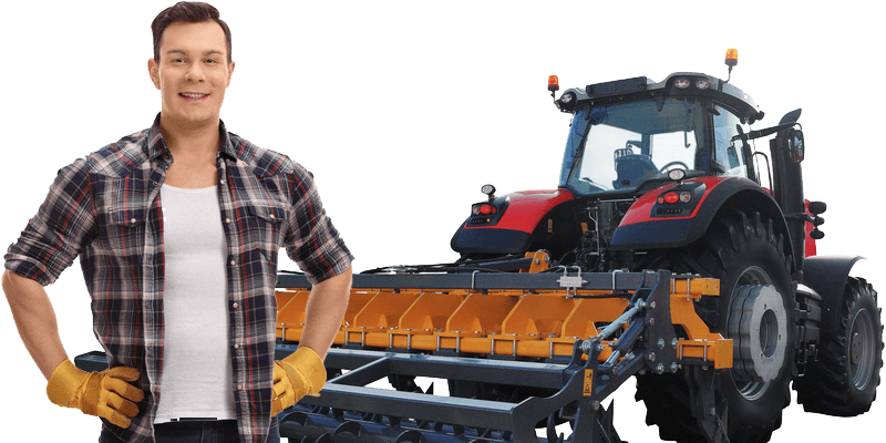 Grubber Landwirtschaft Ersatzteile Schlepper