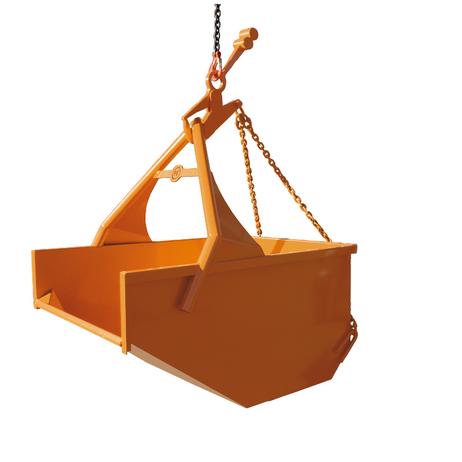 Eichinger Aushubkübel 1044 Transport von Schuttgütern selbstständige Entleerung