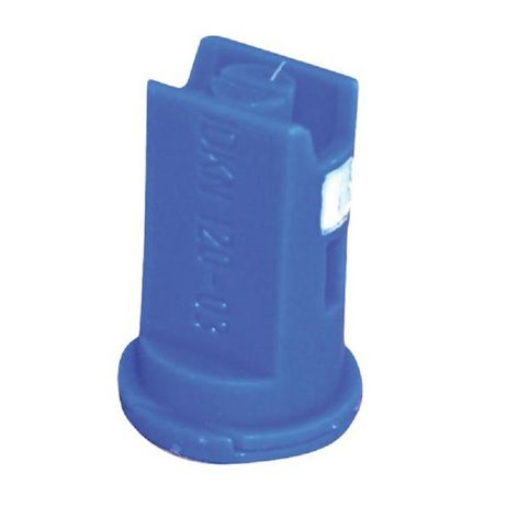 Air-Injektor Kompakt-Flachstrahldüse IDKN 120°  Werkstoff POM – Bild 1