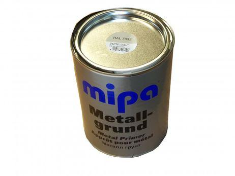 MIPA Metallgrund Grundierung Korrosionsschutz  grau 2,5l