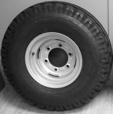 Komplettrad 11,5 / 80 - 15,3  10 PR AW Reifen mit Felge für Anhänger Kipper – Bild 1