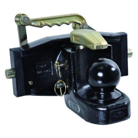 Kugelkupplung K80 329mm Walterscheid Schwarz Kupplung KI8329  – Bild 1