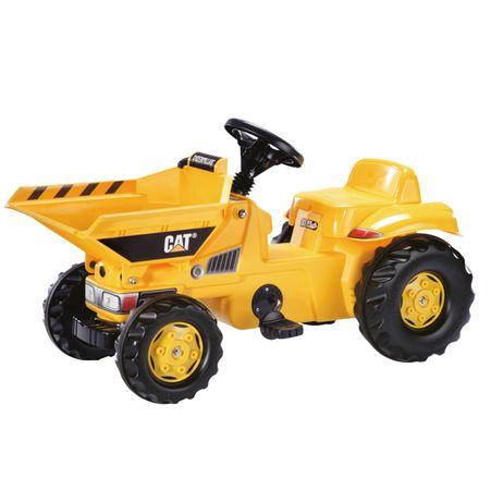 024179 Rolly Toys Dumper CAT für Kinder ab 2 1/2 bis 5 Jahre