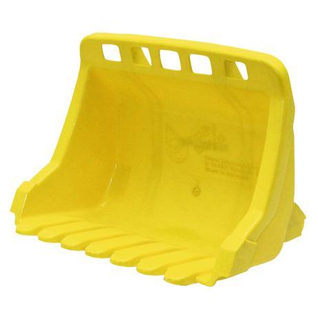 79800005912 Rolly Toys Kippschüssel Farbe gelb, für Trac Lader
