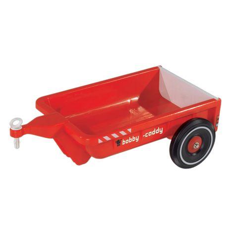56292 BIG Bobby Caddy ab 1 Jahr rot Anhänger max 25 kg Tragkraft
