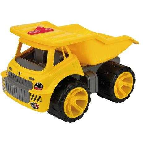 55810 BIG Maxi-Truck ab 2 Jahren kippbare Ladefläche Farbe Gelb