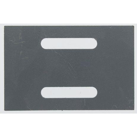Abstreifer-Blech  24066 passend für Maschio   – Bild 1