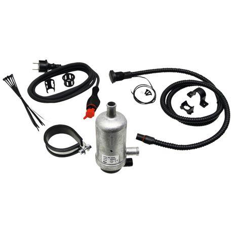 Calix Motorvorwärmer 4-12 L Kühlsystem 500 Watt Schlauchstutzen Ø 20 mm