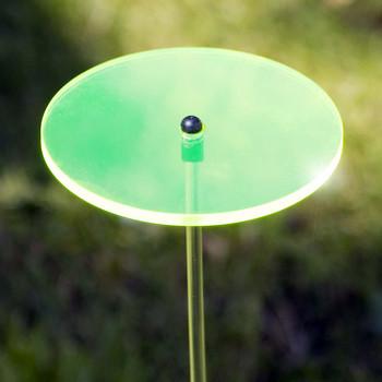 Sonnenfänger -Kreis- SUN DANCER, ☼ wetterfester lichtreflektierender Lichtfänger aus Acrylglas ☼ – Bild 7