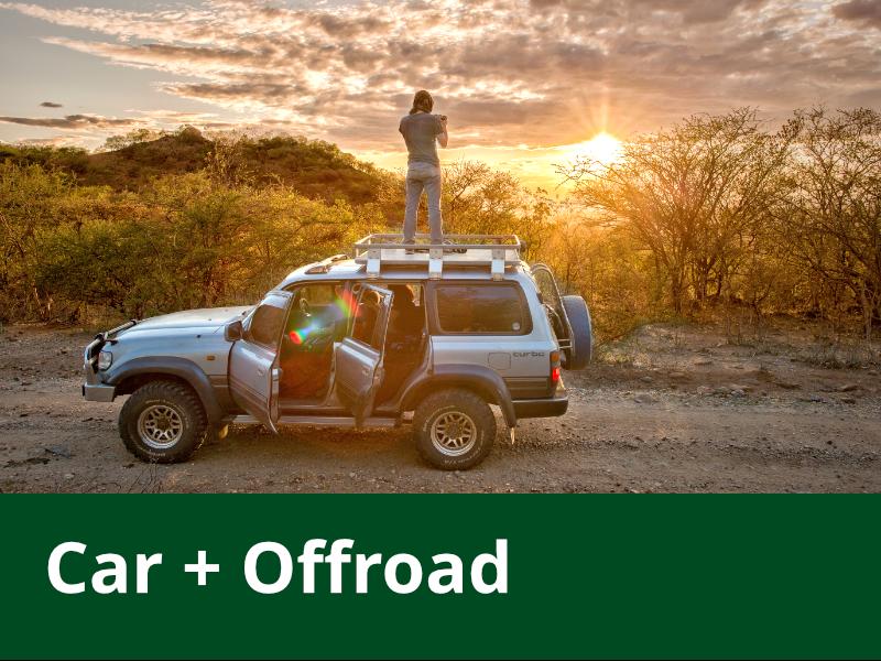 Car + Offroad