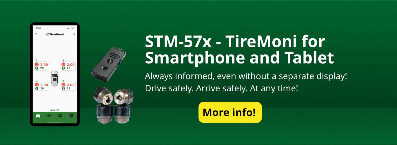Smartphone TPMS