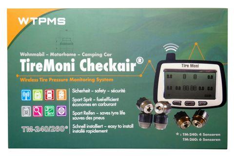TireMoni tpms TM-260 Tyre Pressure Monitoring System – Bild 5