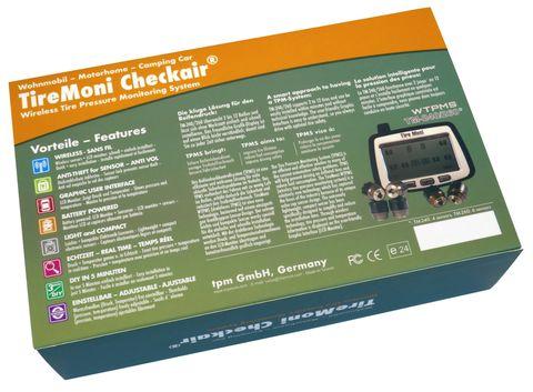 TireMoni tpms TM-260 Tyre Pressure Monitoring System – Bild 6