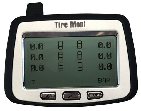 TireMoni tpms TM-260 Tyre Pressure Monitoring System – Bild 3