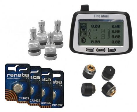 TireMoni tpms TM-240 eco package