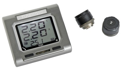Biker TireMoni TM-4100, waterproof display – Bild 1
