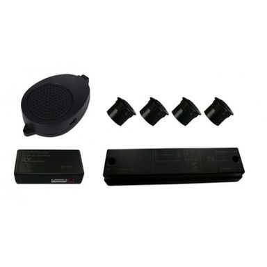 Parkmatic Powerline parking sensors, 4 sensors, buzzer – image 1