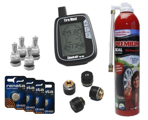 TireMoni tpms TM-100 REPA-Set special