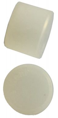 TireMoni Sensor Silicone Protection Cover, set of 2, white – Bild 1