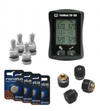 TireMoni tpms TM-150 eco package