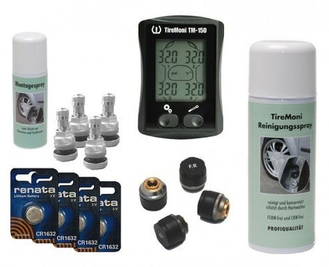 Pacchetto convenienza TireMoni tpms TM-150