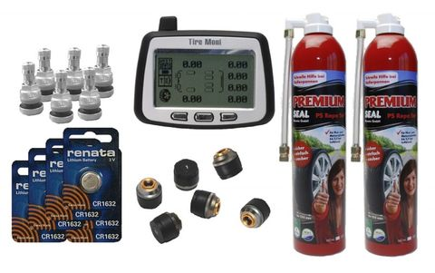 TireMoni tpms TM-260 REPA-Set special – Bild 1