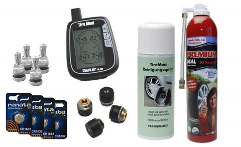 Pacchetto convenienza TireMoni  tpms REPA TM-210 – Bild 1