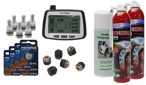 Pacchetto convenienza TireMoni  tpms REPA TM-260  – Bild 1