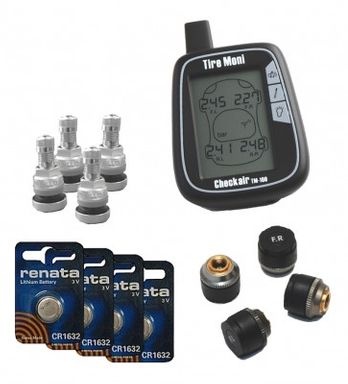 TireMoni tpms TM-100 eco package – image 1