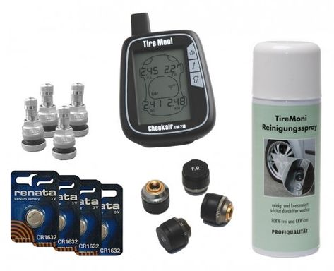 "TireMoni tpms TM-210 - "" Pack Tout en 1 """