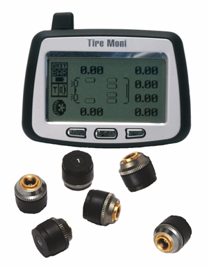 TireMoni tpms TM-260 carefree package – Bild 2
