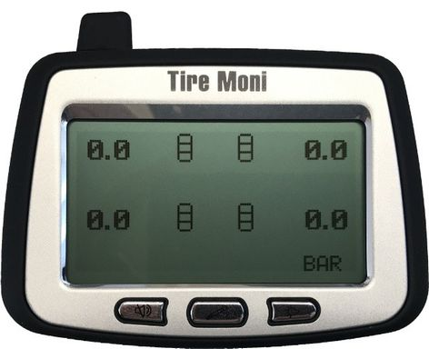 TireMoni TM-240 Tyre Pressure Monitoring System. – Bild 1