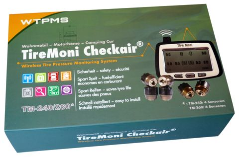 TireMoni TM-240 Tyre Pressure Monitoring System. – Bild 3