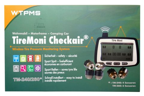 TireMoni TM-240 Tyre Pressure Monitoring System. – Bild 4