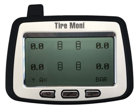 Programmable Display TTM-2000X-D for TireMoni Truck TPMS Tyre Pressure Monitoring System – Bild 5
