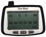 Programmierbares Display TTM-2000X-D für TireMoni Truck TPMS Reifendruckkontrollsystem – Bild 4