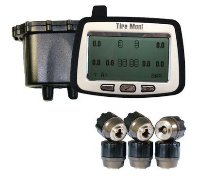 TTM-2000X-DR06 TireMoni Truck TPMS Tyre Pressure Monitoring System – Bild 1